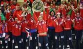 Чемпіони Європи - збірна Норвегії